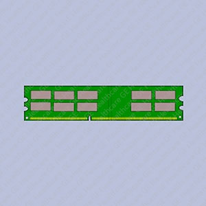 2GB DDR3-1333 Registered ECC DIMM 5391136-21