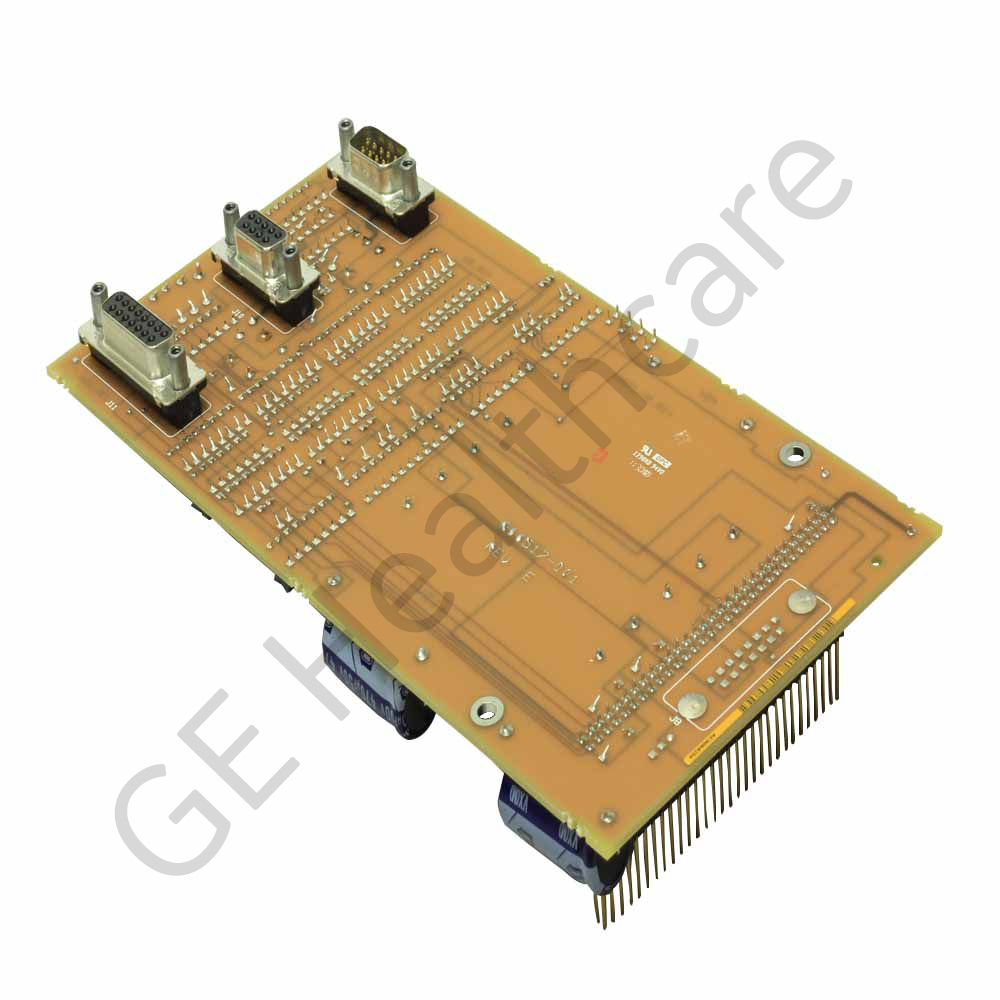 Printed Circuit Board TRAM-RAC 4A Interface